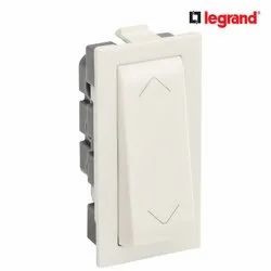 Legrand Britzy 16A 1M 2-Way Electrical Switch