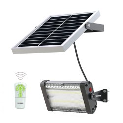Solar Light for Home Garden,(20W) Waterproof Solar LED Street Light LED, (SRESKY)