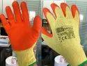 Latex Coated Cotton Glove