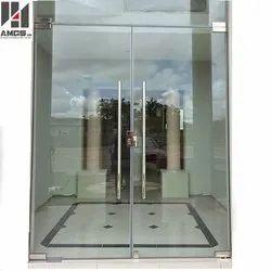 Frame Less Glass Door