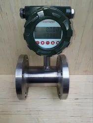 Solvent Flow Meter
