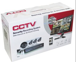 CCTV Camera Packaging Boxes