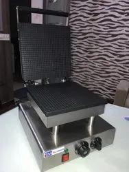 Square Cone Waffle Machine