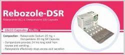 Rabeprazole Sodium & Domperidone SR Capsules Capsules