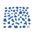 Entre-Prises Club 50 Climbing Holds (Set of 50)