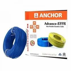 Blue Anchor Electric Power Cable, Nominal Voltage: 220 - 240 V, Packaging Type: Roll