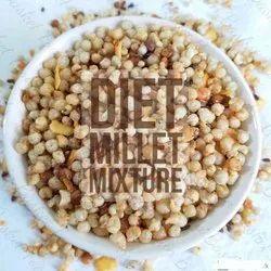 Roasted Diet Bajra Mixture