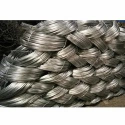Galvanized 4mm Galvanised Iron Wire, For Fencing & Construction, 510 To 600 Mpa