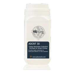 ADCNT 30 Carbon Conductive Ink / Paste For Screen Printing
