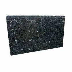 Polished Emerald Pearl Granite Slab, Thickness: 18-20 mm