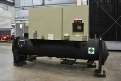 Energy Efficient Water Cooled Screw Chiller