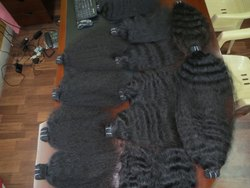 Human Hair Extention