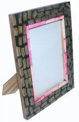 Square Photo Frame Antique Look