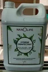 Disinfectant (5/1 Litre) Fruit And Vegetable Wash Liquid