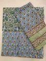 Designer Punjabi Cotton Suit Material