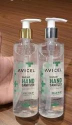 Avicel Hand Sanitizer 250 Ml With Aloe