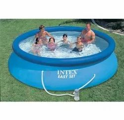 12ft Intex Cubical Pool with Water Filter (Sp 746)