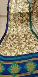 Ligalz Presents Japne Crape Saree With Blouse