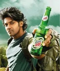 Green PEPSI Cold Drink 300ml Glass 24 Rs 15, Liquid