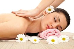 Aroma Body Massage Services