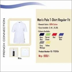 French Connection Mens Polo T Shirt