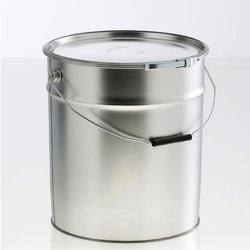 High Gloss Oil Based Paint Liquid Aluminium Paint, Packaging Type: Tin Can
