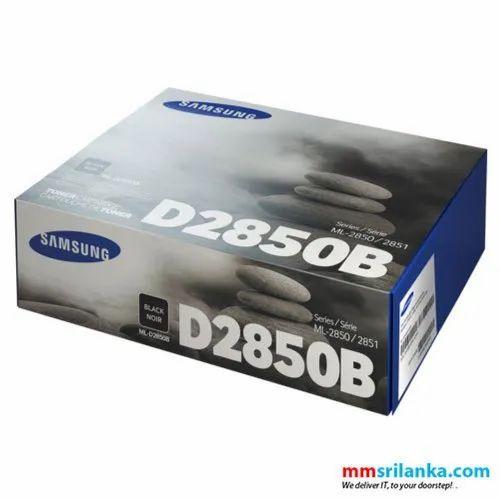 Samsung ML-2850B Black Toner Cartridge