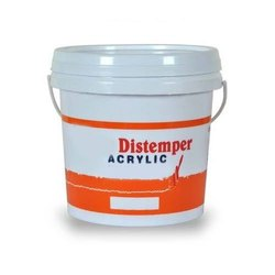 SD High Gloss Acrylic Distemper, Packaging Type: Bucket