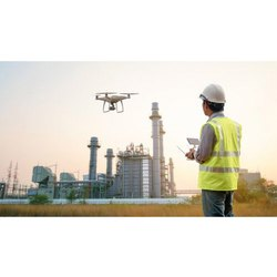 Building Mapping Service, Drone