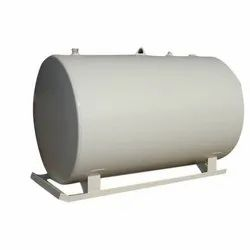 10000L Mild Steel Chemical Storage Tank