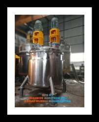 TWIN SHAFT HIGH SPEED MIXER