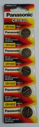 CR 1632 Panasonic Lithium Battery