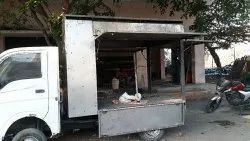 Mobile Food Vans Body Building On Your Tata Ace, Model: 2005