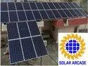 2 kw On Grid Solar Plant