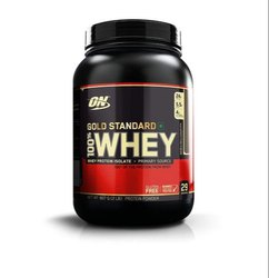 Optimum Nutrition Protein Powder, Non prescription, Treatment: Muscle Developement