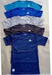 Polyester Running Adidas Sport T Shirts