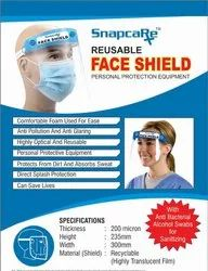 Face shield SNAP CARE