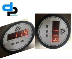 Aerosense Digital Differential Pressure Gauge Model CDPG -1L-LED Range 0-25 MM WC
