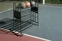 Basketball Ball Trolly