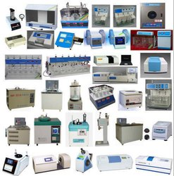 Degree Pharmacy Lab Instruments