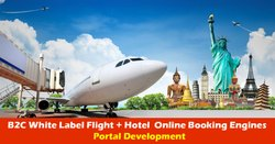 Multi City Unlimited Travel Flight Hotel Bus White Label Software, Pan India, Unlimited