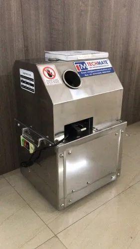 Techmate Sugarcane Juice Machine