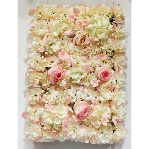 Polyester Rose Artificial Decoration Wedding Flowers