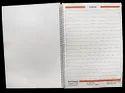 Oddy Daily Scheduler - (DSPA4) - A4 Size