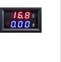 Mini Digital Voltmeter Ammeter DC 100V 10A Panel Amp Volt Voltage Current Meter