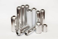 Aerosol Plain Sanitizer Cans