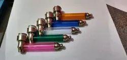 Matel acrylic pipe