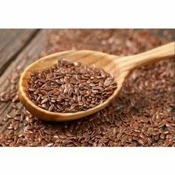 Dried Brown Flax Seed, Packaging Type: Packet