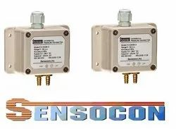 Sensocon USA 212-D001K -1Differential Pressure Transmitter