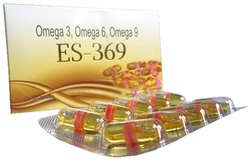Omega 3,Omega 6,Omega 9 Essential Fatty Acid Derived From Flaxseed Oil 500 Mg